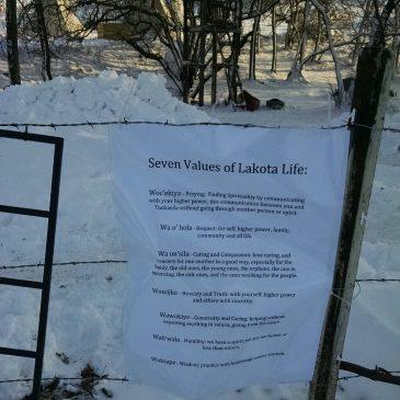 The Seven Values of Lakota Life